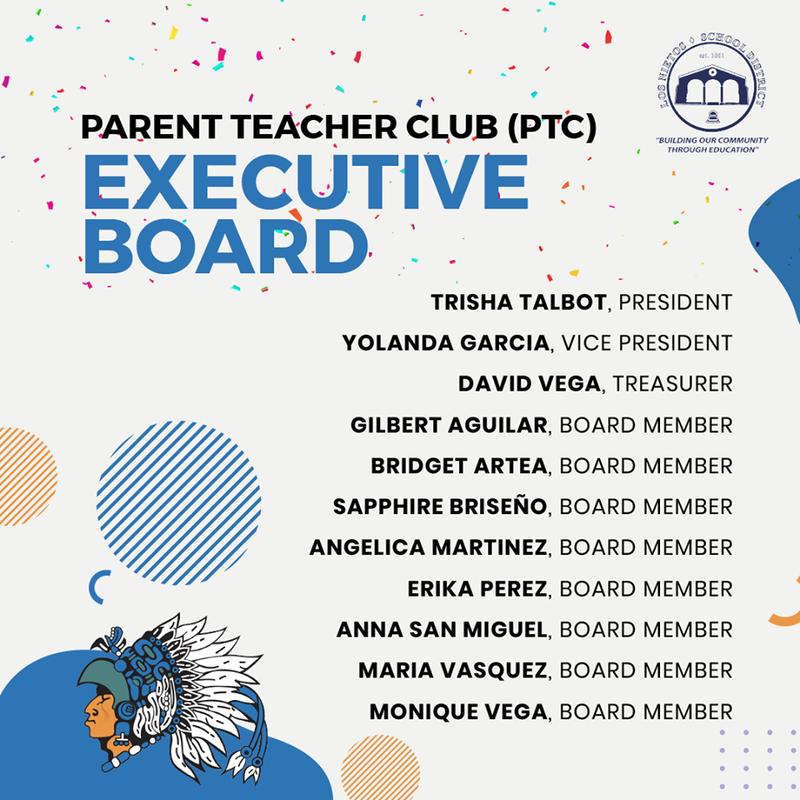 Parent Teacher Club (PTC) Executive Board Featured Photo