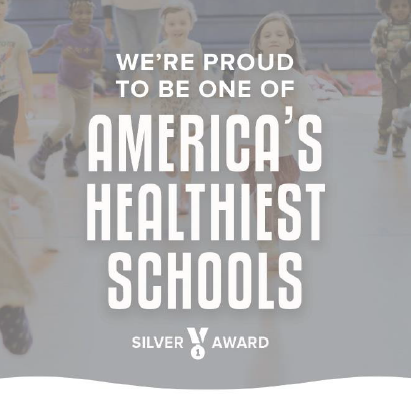 Eight Schools Awarded America's Healthiest Schools Featured Photo