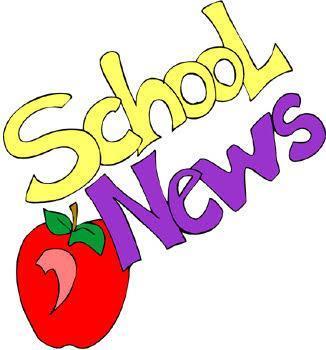 Clip art of school news