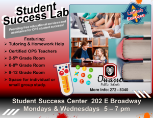 student success lab