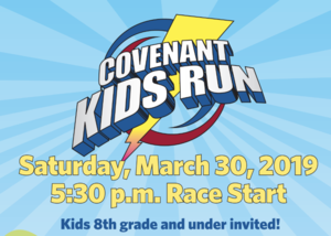 COVENANT KIDS RUN