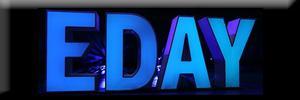 E Day Logo