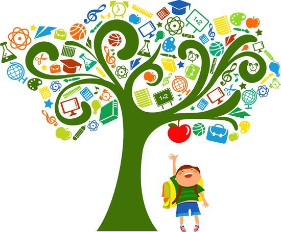 curriculum education clipart