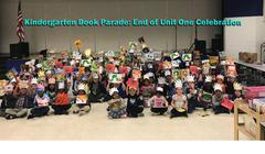 Kindergarten Book Parade