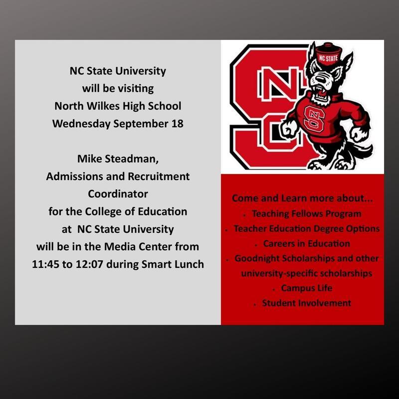 NC State Visit Thumbnail Image