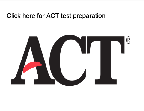 ACT Prepartaion