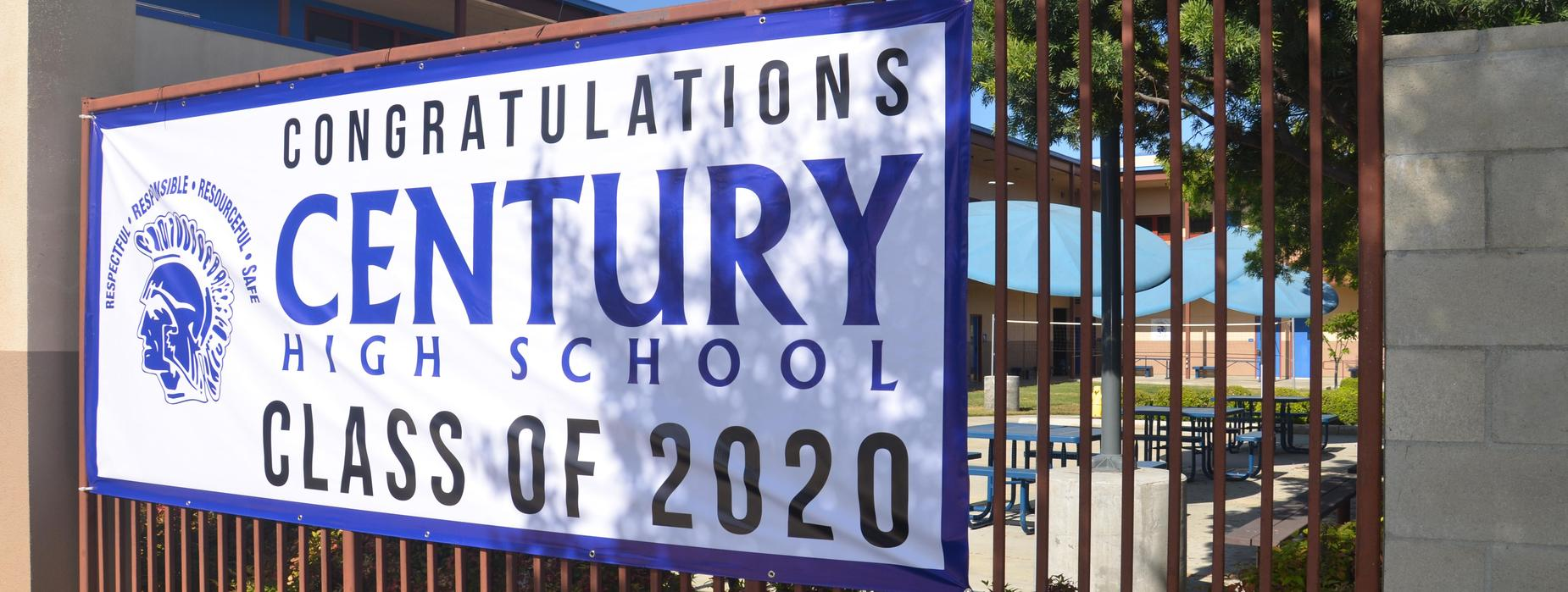 CHS Class of 2020 Banner