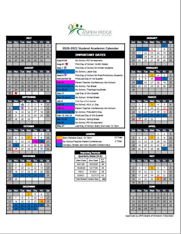 Images of Cu Boulder Spring 2021 Academic Calendar