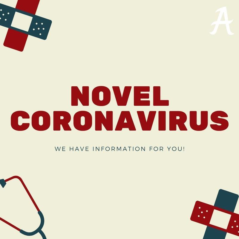 Novel Coronavirus Featured Photo