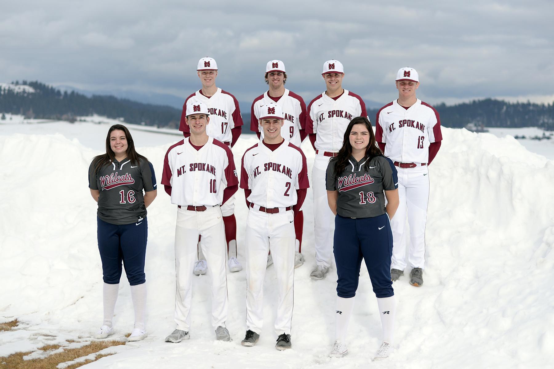 2019 Senior Softball & Baseball