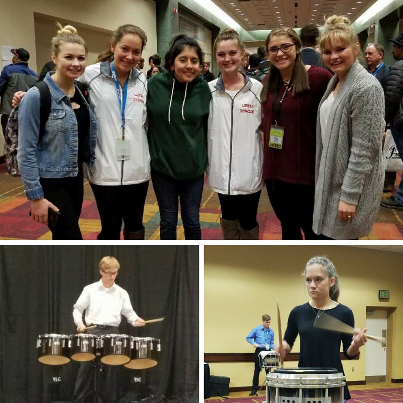 PASIC Drummers