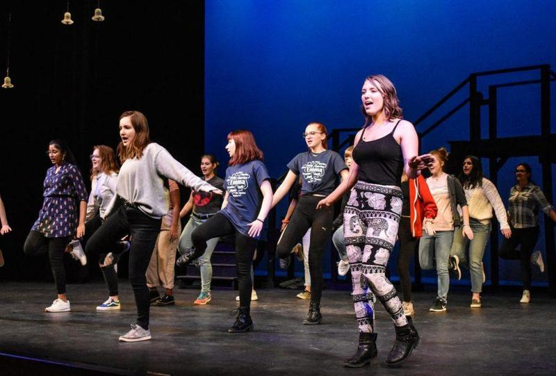 News Feature: Girls just want to have fun at Pullman High School's 'Emma' Thumbnail Image