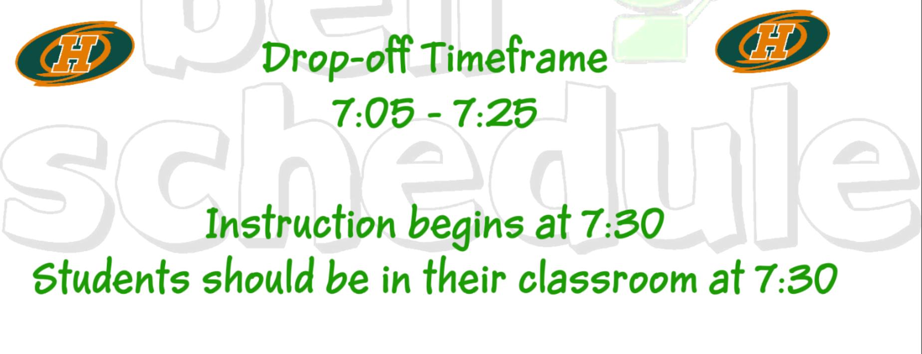 School Hours image