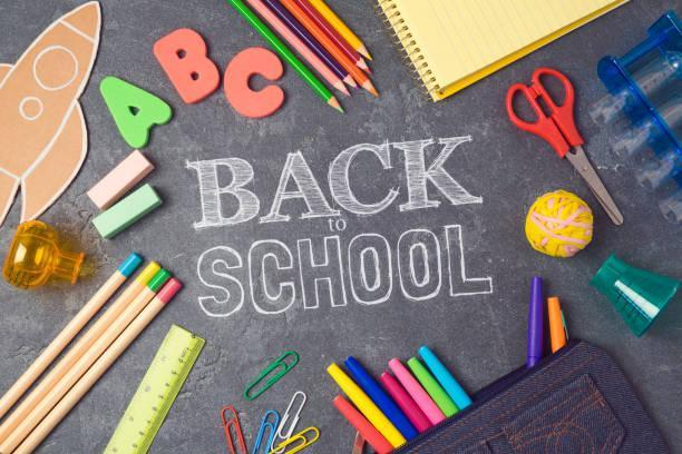 ABC Back to School graphic