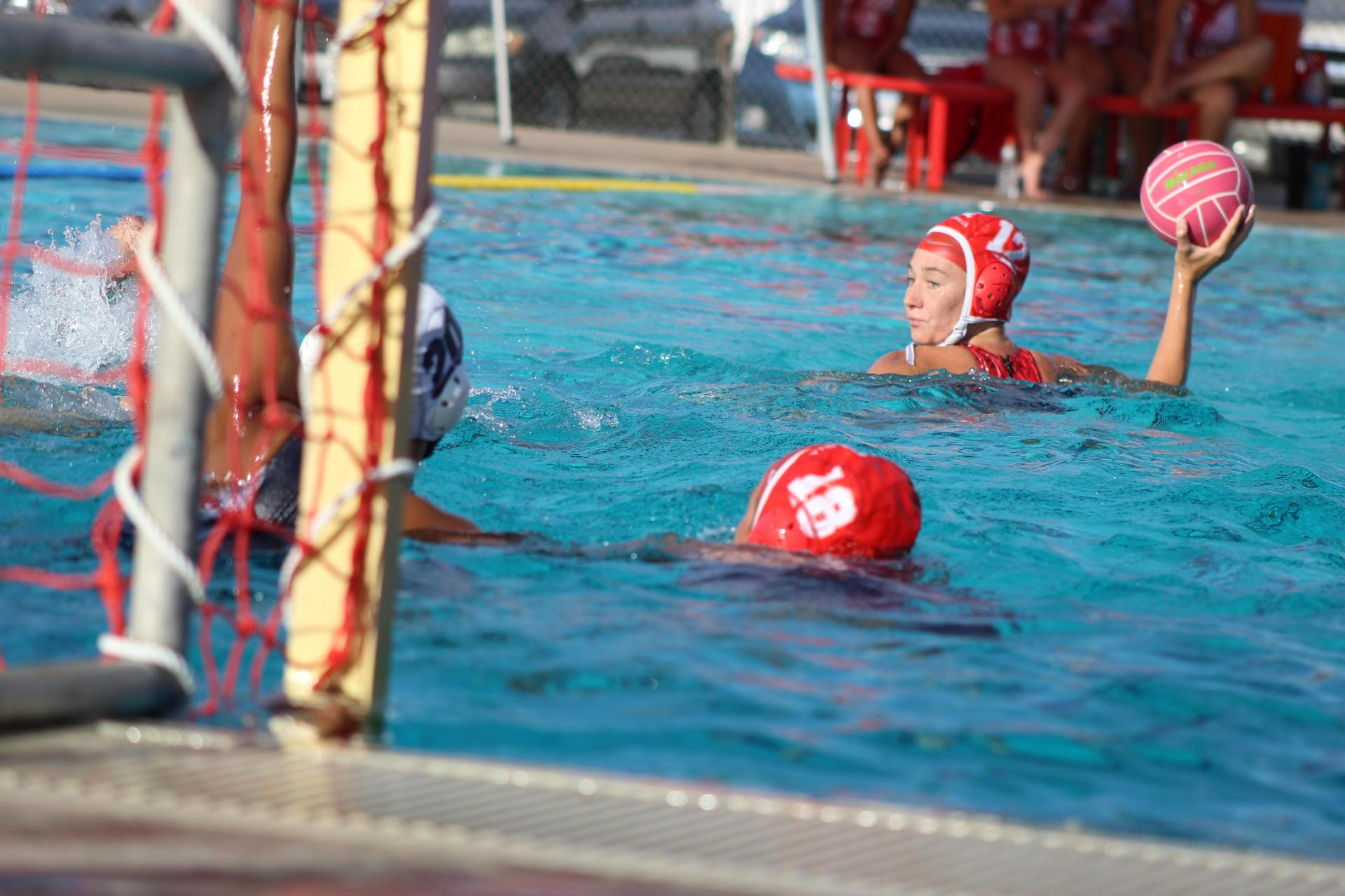 Varsity Girls Water Polo Game Against YosemiteVarsity Girls Water Polo Game Against Yosemite