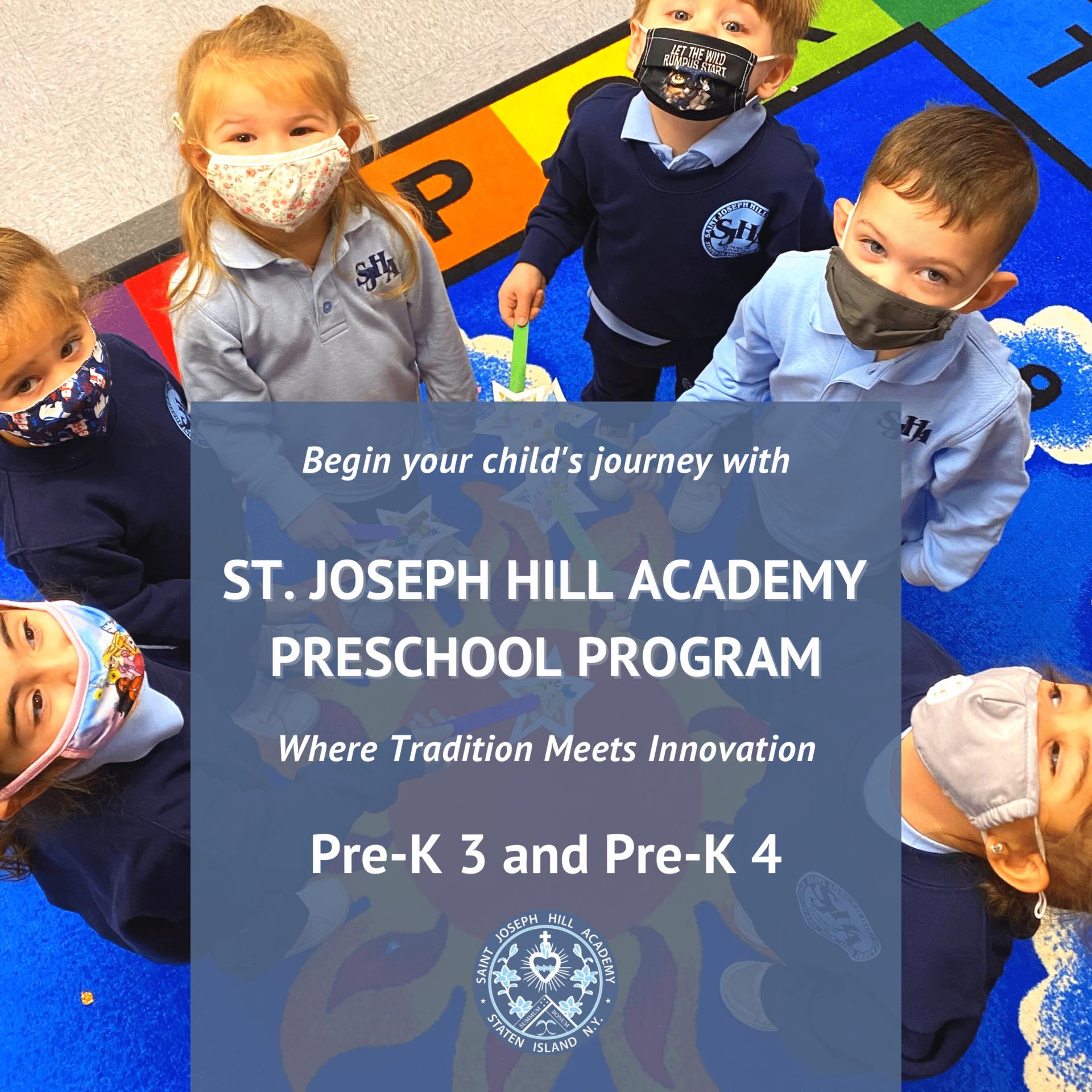 Preschool Program Where Tradition Meets Innovation