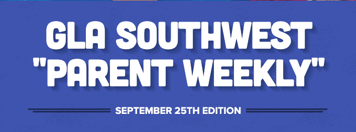 Click Here for GLA SouthWest