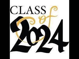 Festive wording of Class of 2024