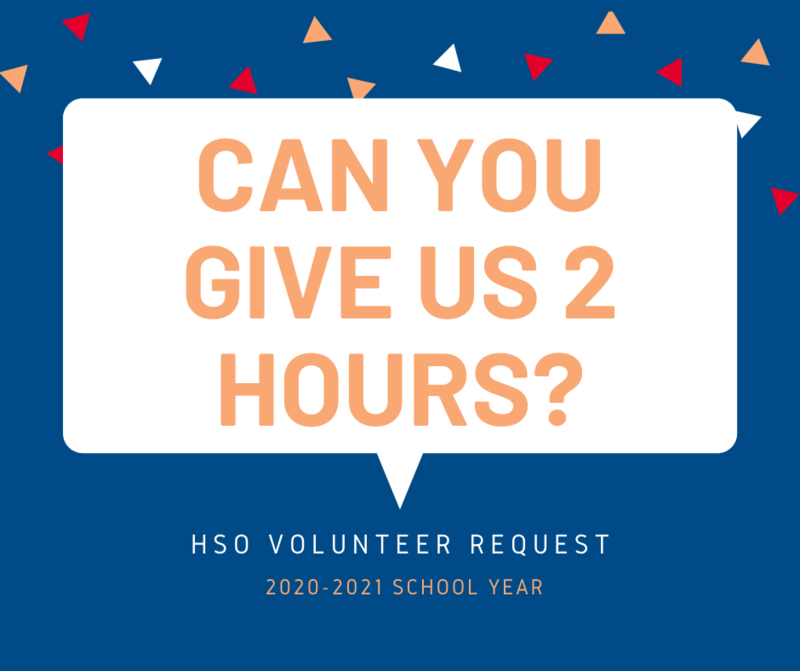 HSO - Can you give us 2 hours? Featured Photo