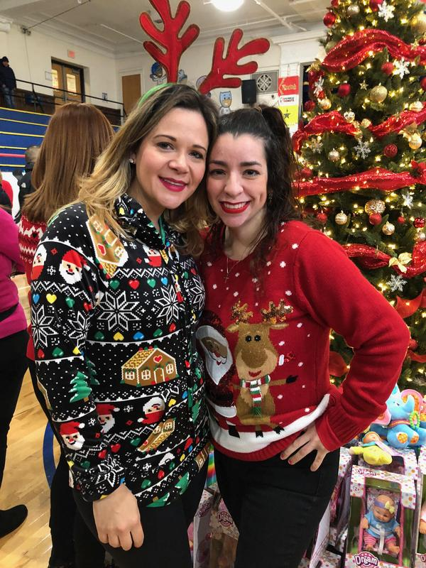 ana gomez & sareska martinez teacher of the year