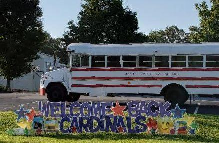 Welcome back, Cardinals!