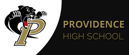 Providence High School Panther Logo