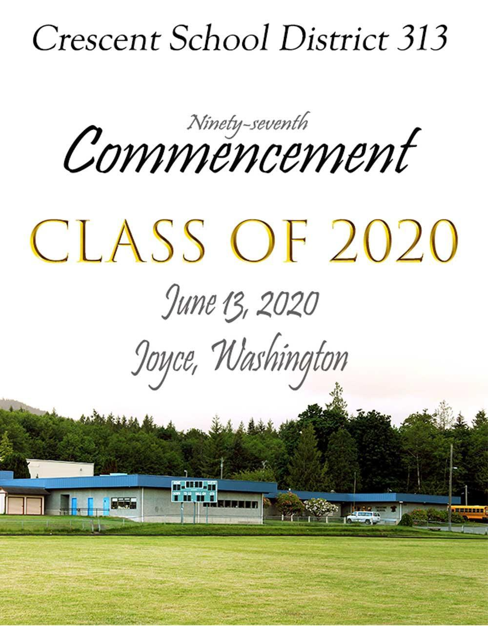 Crescent Class of 2020 Cover