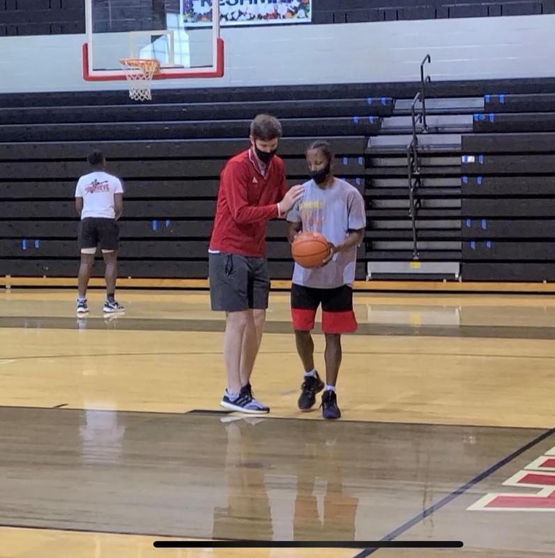 McDonald named Warrior Basketball's head coach Thumbnail Image