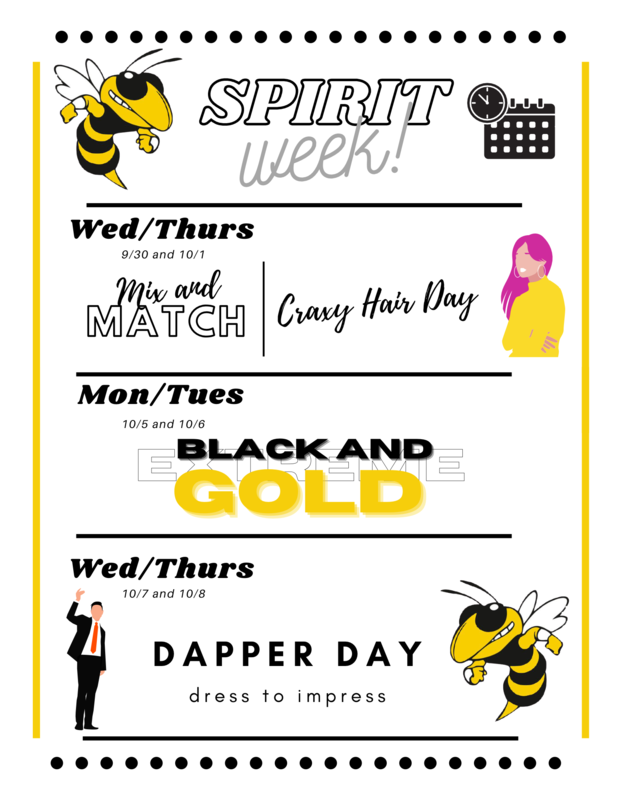 FASD Spirit Week
