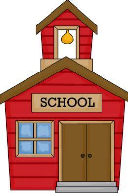 Picture of school house.