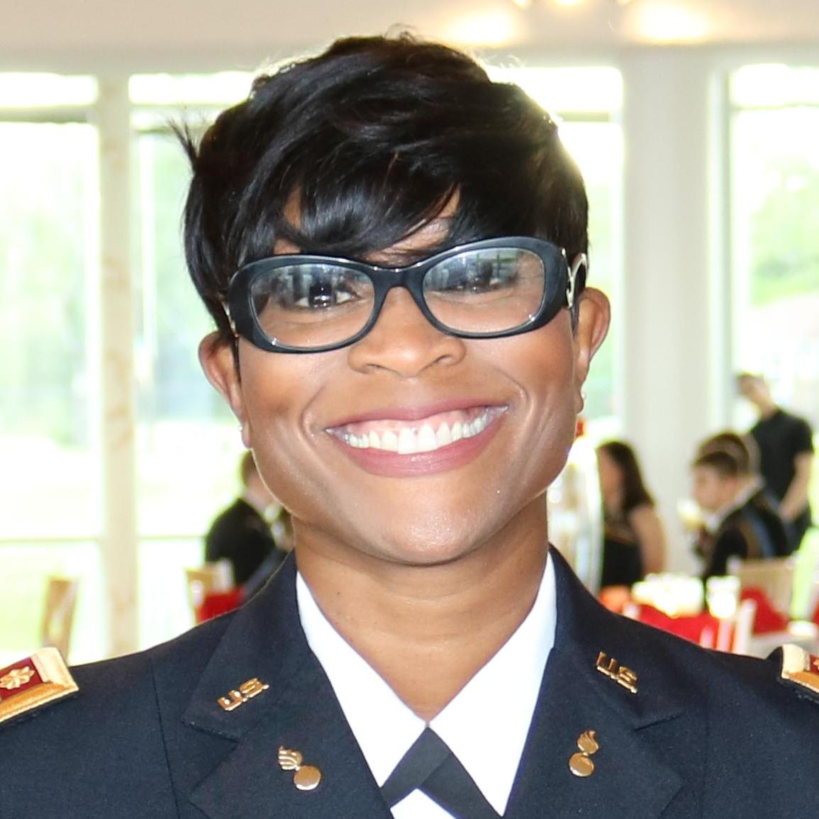 Maj. Crystal Armstrong's Profile Photo