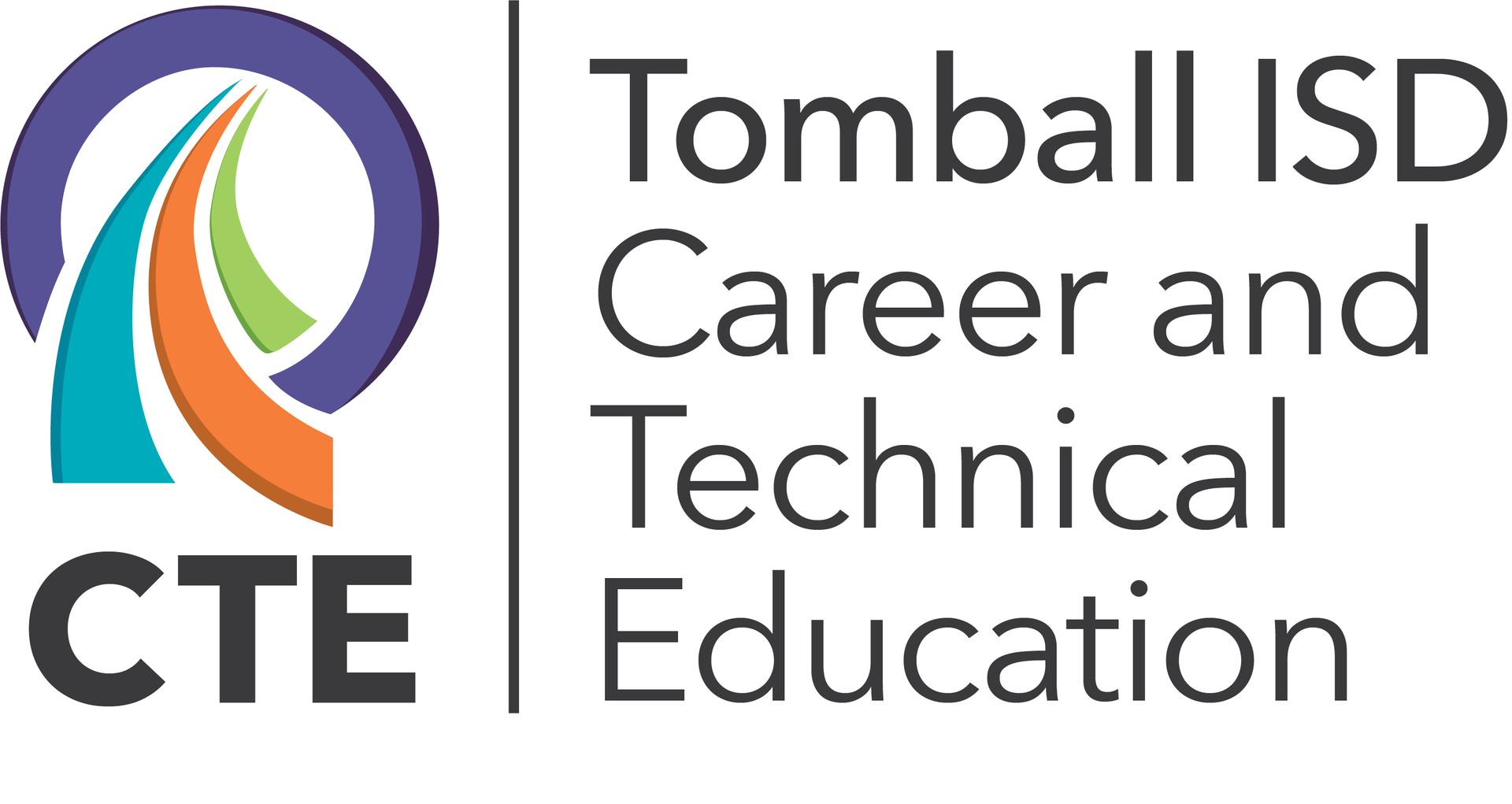 Tomball ISD Career & Technical Education logo