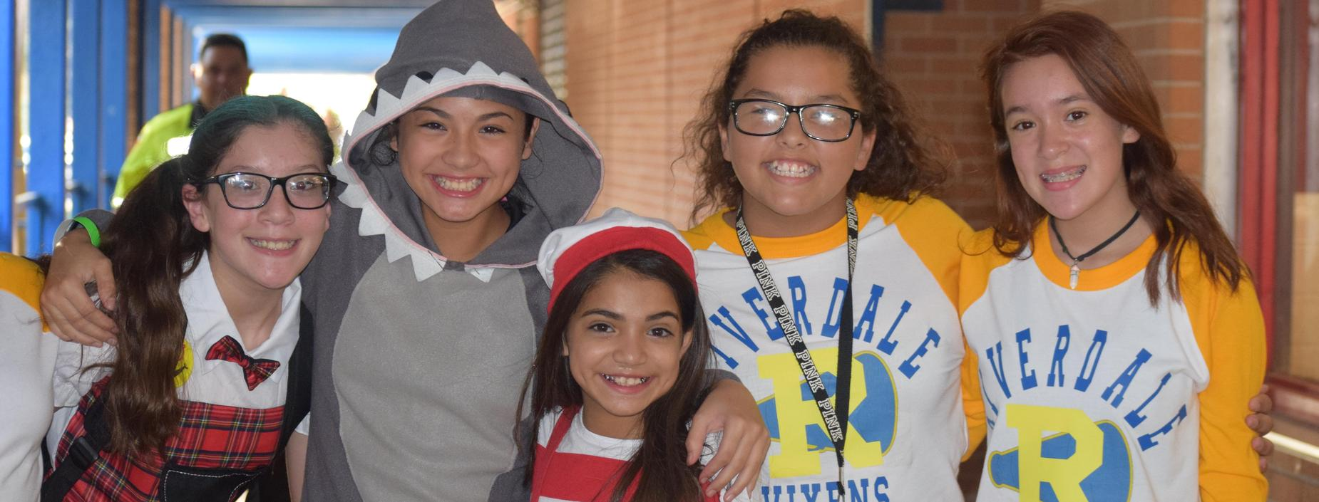 SMS Students at Fall Festival