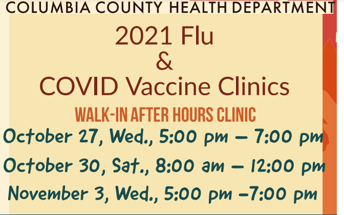 flu and covid clinic
