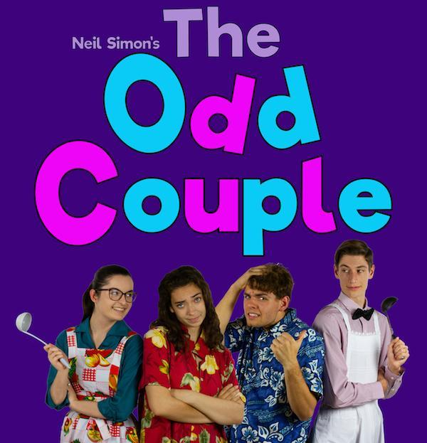 Odd Couple Logo