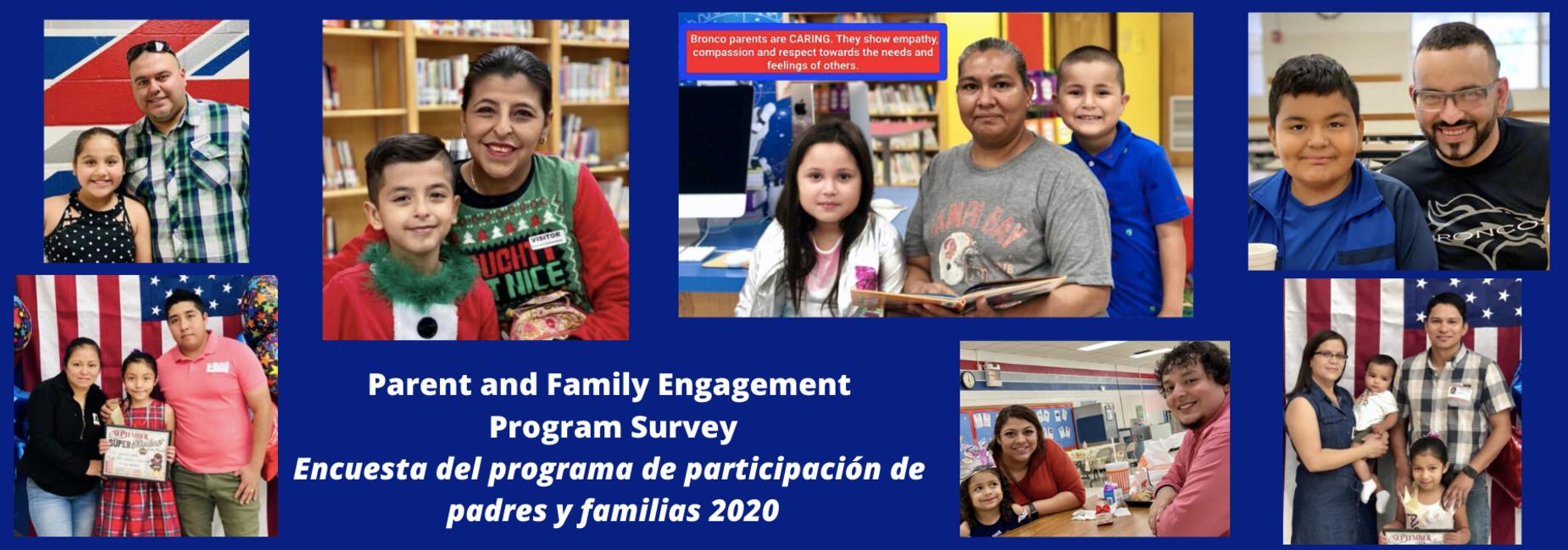 Parent and Family Engagement Program Survey 2020