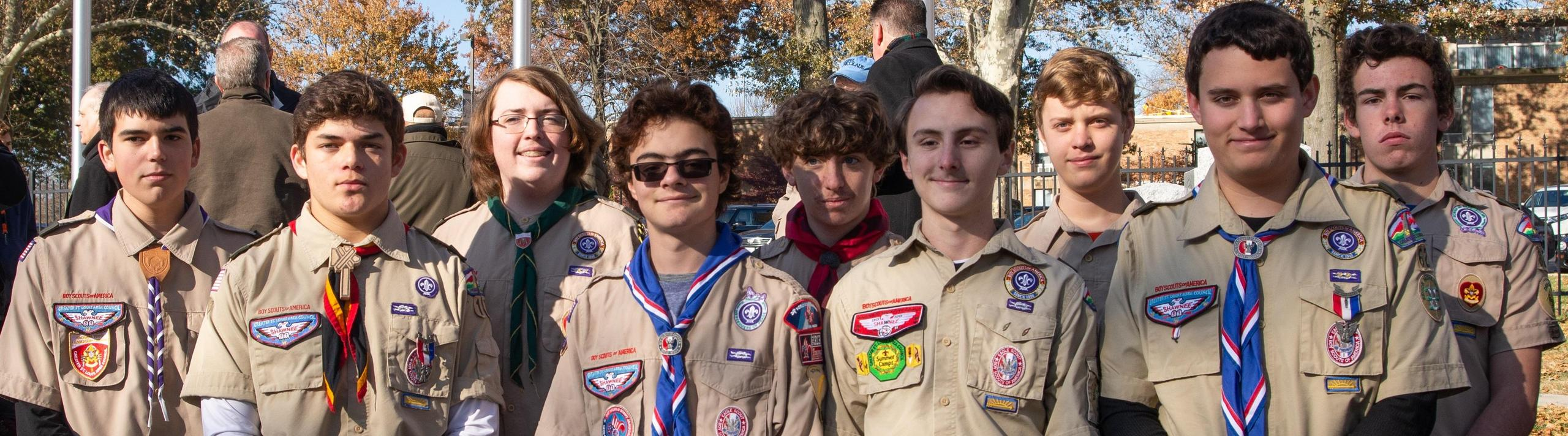 St. Mary's Scouts