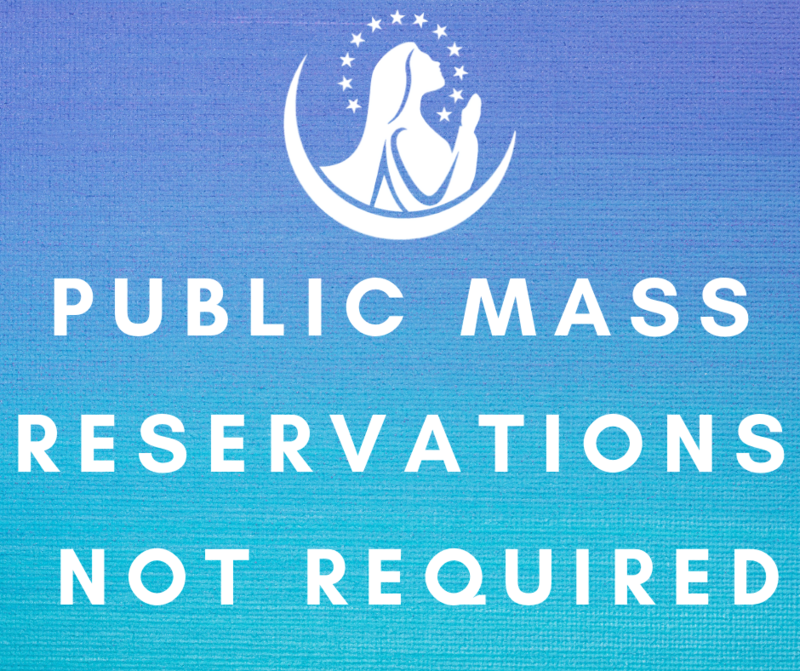 Public Outdoor Masses Thumbnail Image