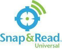 Snap and Read Universal Icon