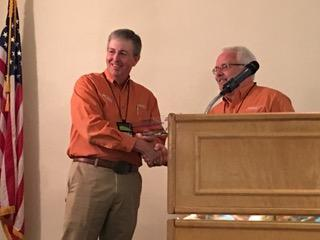 Bill Shedden - TN Facility Director of the Year