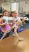 Mrs. Landers' Class Building a T-Rex