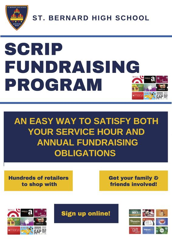 Scrip Fundraiser Opportunity Featured Photo