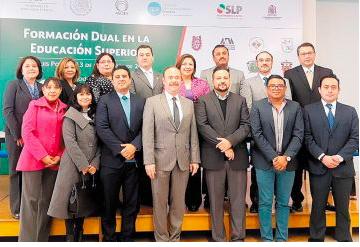 SEP y 18 universidades de Anuies elaboran Modelo mexicano de Formación Dual en la Educación Superior Featured Photo