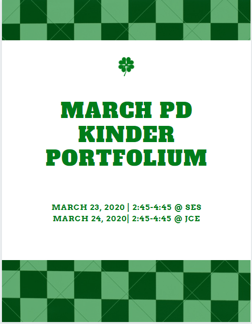 March PD