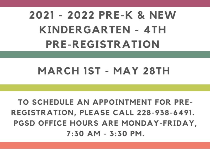 2021-2022 PreRegistration