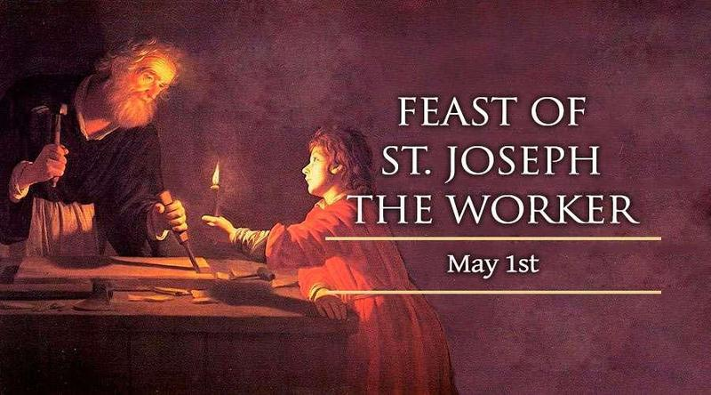 Feast of St. Joseph the Worker Featured Photo
