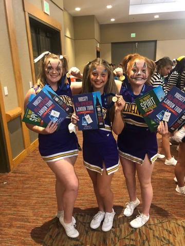 Varsity All American Cheerleaders