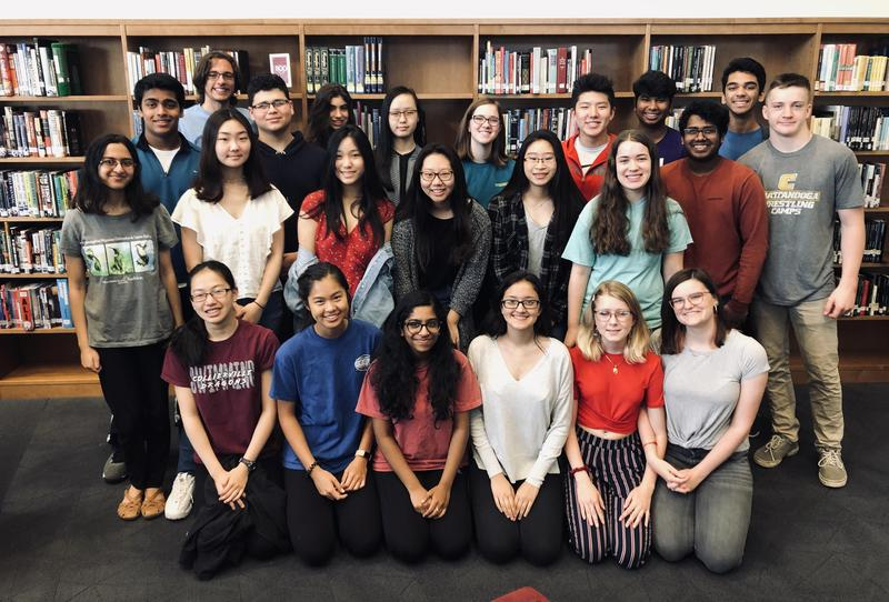 CHS Had 26 Accepted to Tennessee Governor's School Featured Photo