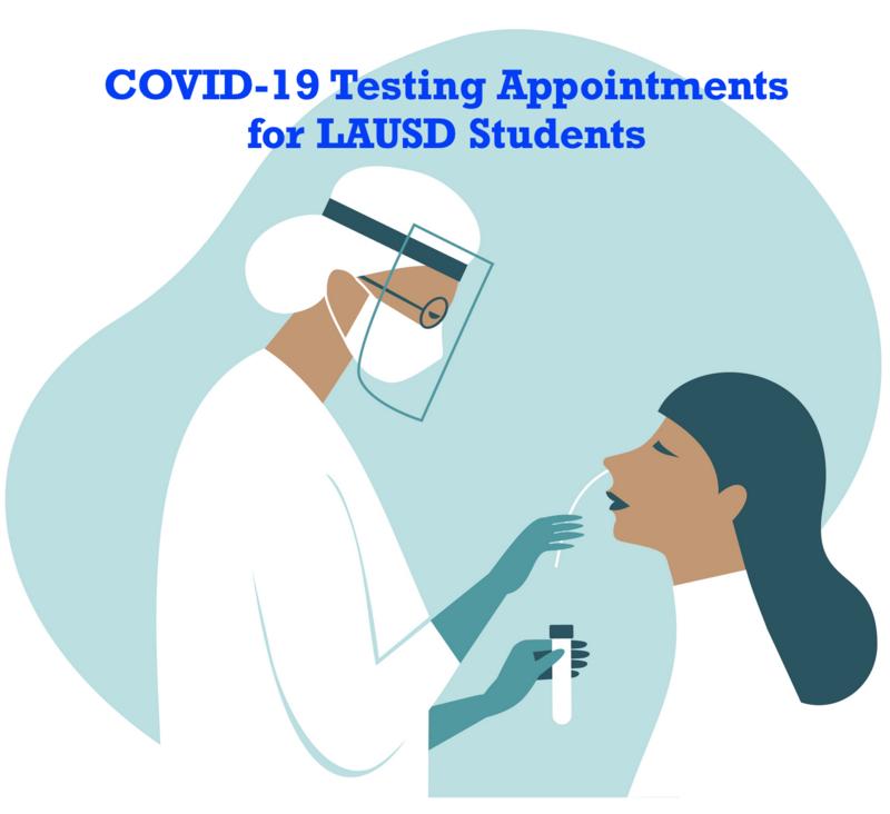 Free COVID-19 Tests to All Students/Pruebas de COVID-19 gratuitas para todos los estudiantes Featured Photo