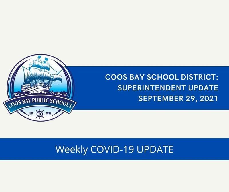 Superintendent Update